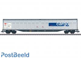 SBB High-Capacity Sliding Wall Boxcar