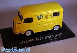 Citroen H P.T.T France (1970) 1/43