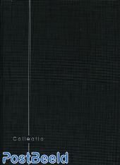 Stockbook 8 pages Black as a Hole (210x297mm)