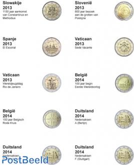 Collectio 2 Euro Supplement 2014