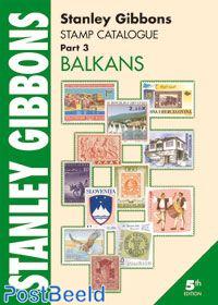 Stanley Gibbons Europe Volume 3: Balkans