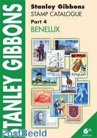 Stanley Gibbons Europe Volume 4: Benelux