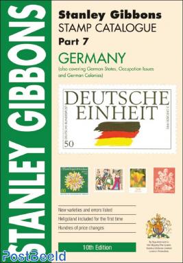 Stanley Gibbons Europe Volume 7: Germany