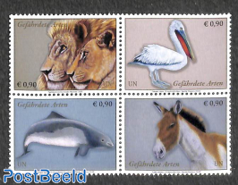 Endangered species 4v [+]
