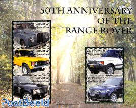 50 years Range Rover 5v m/s