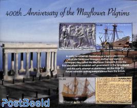 The Mayflower Pilgrims 4v m/s