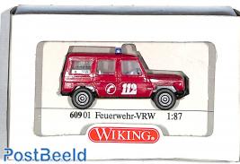 Feuerwehr VRW 112, Mercedes G