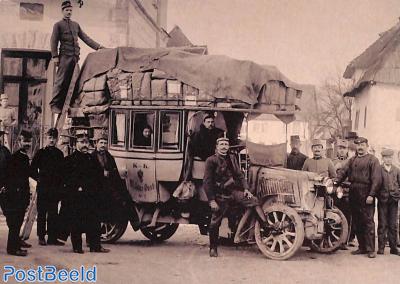 K.k. MILITAIR POST 1915