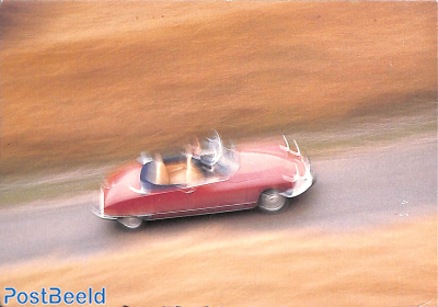Citroen DS 21 cabriolet 1965