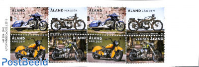 Motorcycles booklet