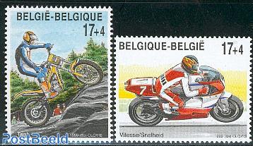 Motor sports 2v