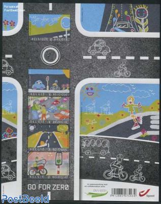 Go for Zero, Traffic safety 5v m/s