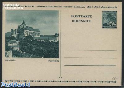 Illustrated Postcard 60h, Pernstein