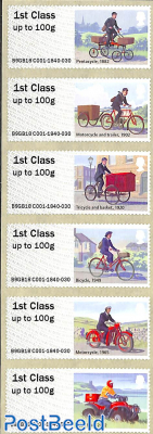 Post & Go, mail by bike 6v s-a