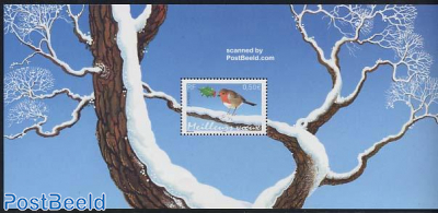 Wishing stamp s/s