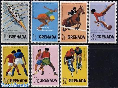 Pan American games 7v