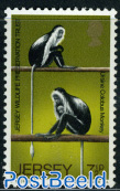 7.5p, Stamp out of set
