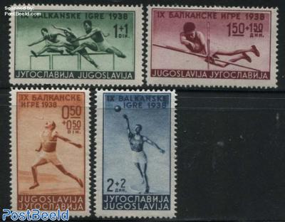 Balcan olympics 4v