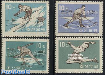 Winter sports 4v