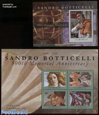 Sandro Botticelli 2 s/s