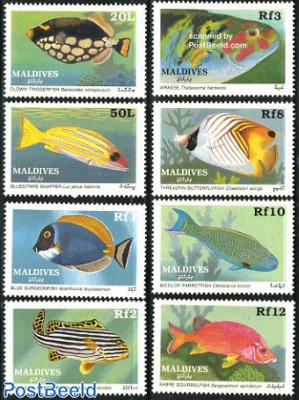 Fish 8v