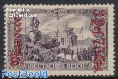 3p75c, German Post, Stamp out of set