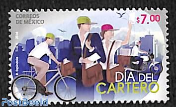 Mailman day 1v