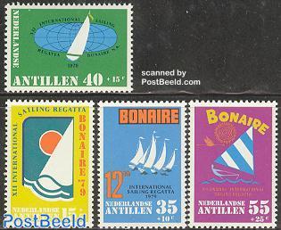 Bonaire Regatta 4v