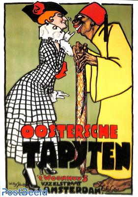 Oostersche Tapijten  (J.W. Sluiter 1948)