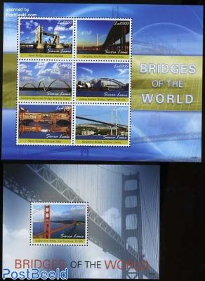 Bridges of the world 2 S/s
