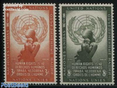 Human rights 2v