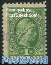 1$ Revenue stamp