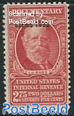2.75$ Revenue stamp