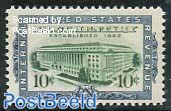 10c Revenue stamp