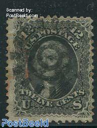 12c, Black, used