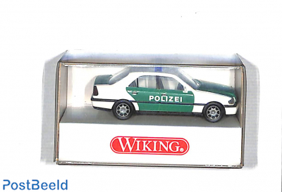 Mercedes Benz C200, Polizei